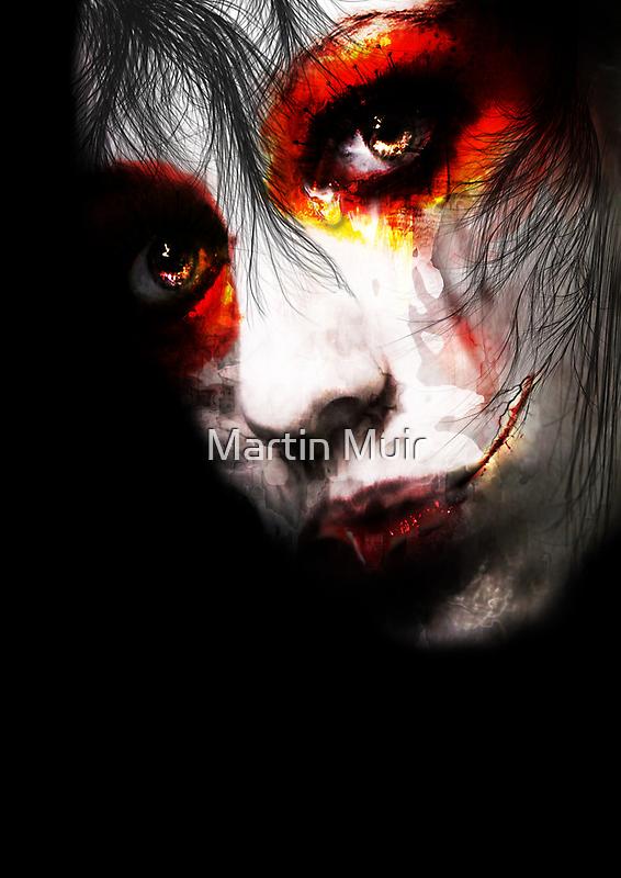 Harley by Martin Muir