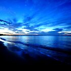Twilight - Hervey Bay by Ken Jones