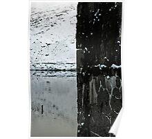 Quarters, base of snowdon Poster
