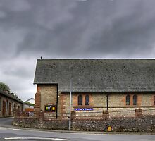 Pooley Bridge Church by Tom Gomez