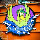 Boston's Duck Boat logo!!  by Susana Weber