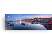St Monans Harbour @ Dusk  Canvas Print