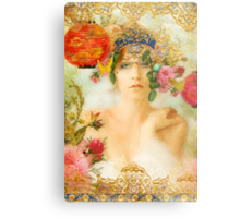 The Summer Queen Metal Print