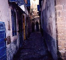 Old Jewish Quarter, Essaouira, Morocco by Shulie1
