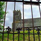 Rusland Church, Lake District, England. by Roy  Massicks