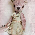 "Vintage bear ""Lady Suzen"" by oxygen"