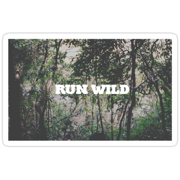 RUN WILD by Jack Toohey