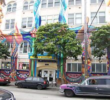 colourful sanfran. by JagG