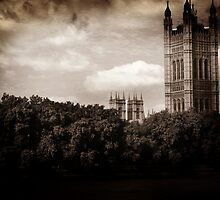 Victoria Tower by Charlotte Lake