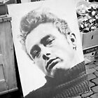 James Dean still alive by Angel Benavides