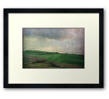 Toscana Vintage V Framed Print