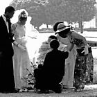 Wedding in the Tuilleries by Linda Gregory