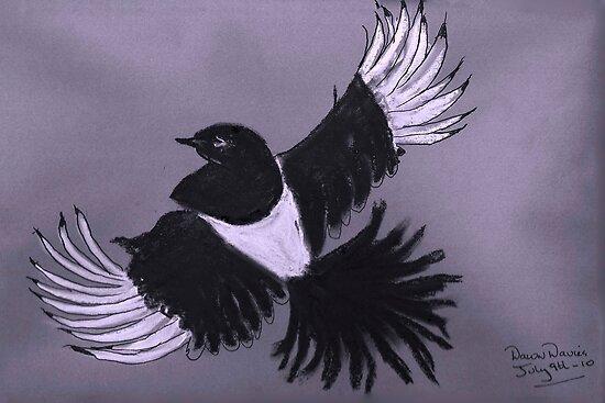 Flight by Dawn B Davies-McIninch
