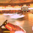 Bumper Cars by ilonaa
