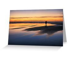 Peace In Solitude Greeting Card