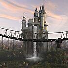 The Magic Castle by 3DdesktopsUK