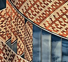 Bricks and Glass by Linda Gregory