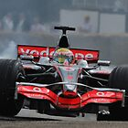Lewis Hamilton #2 by FoxfireGallery / FloorOne Photography