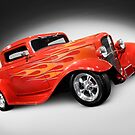 1932 Hot Rod Ford Coupe by ArtNudePhotos