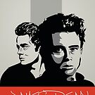 James Dean by visionsparadox