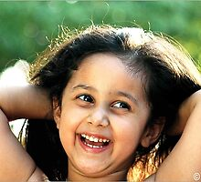 Smiles all the way... !! by Amrit Ammu