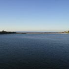 The channel - The Entrance nsw by calamazoo