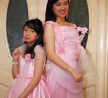 bride's maid and flower girl gown design 9 by walterericsy