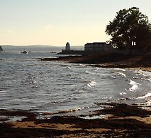 St. Andrews By the Sea by Darren Henry