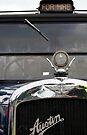 Classic Austin Taxi by buttonpresser