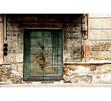 Mérida  Photographic Print
