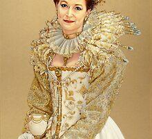 Renaissance Lady by Steven Paul Carlson