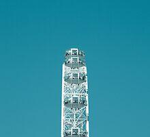 Wheel od fortune (Big Eye) by Angel Benavides