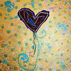 REDREAMING DARK HEART by WENDY BANDURSKI-MILLER