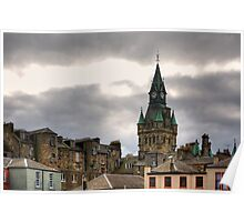 Dunfermline City Chambers Poster