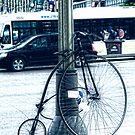 Bicycle for Experts by Yannik Hay