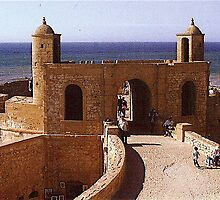 Portuguese Castle, Essaouira, Morocco by Shulie1
