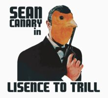 Sean Canary: License to Trill outlined by stevegrig