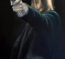 Ned Kelly Oil painting by John Harding