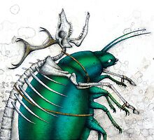 Stag Beetle by Firedrake