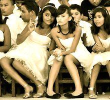Girls Being Girls by Valerie Rosen