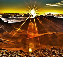 Sunrise at Haleakala Crater by Jessica Veltri