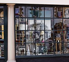 Curio Shop by Lynne Morris