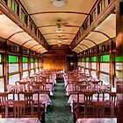 The Strasburg Dining Car by Marilyn Cornwell