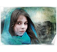 Isabella In The Breeze Poster
