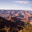 Beautiful View, Grand Canyon by ejlinkphoto
