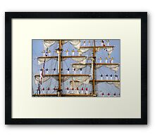 Colors of Columbia Framed Print