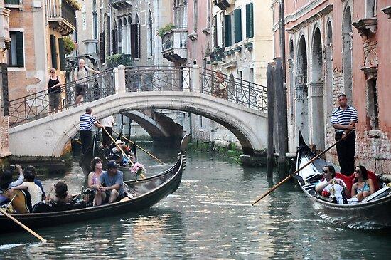 Venice the city of LoVe by Tarek Solh