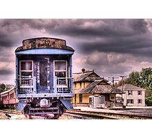 Historic Tuckahoe Train Photographic Print