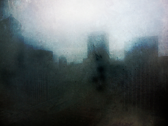 Gotham City by Jeff Clark