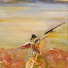 Figure in the Landscape-Lake King by Carollyn Rhodes-Thompson